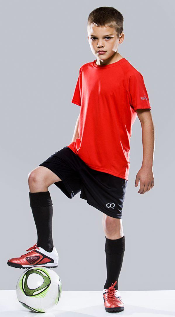 Spalding Kinder Essential sport T-shirt