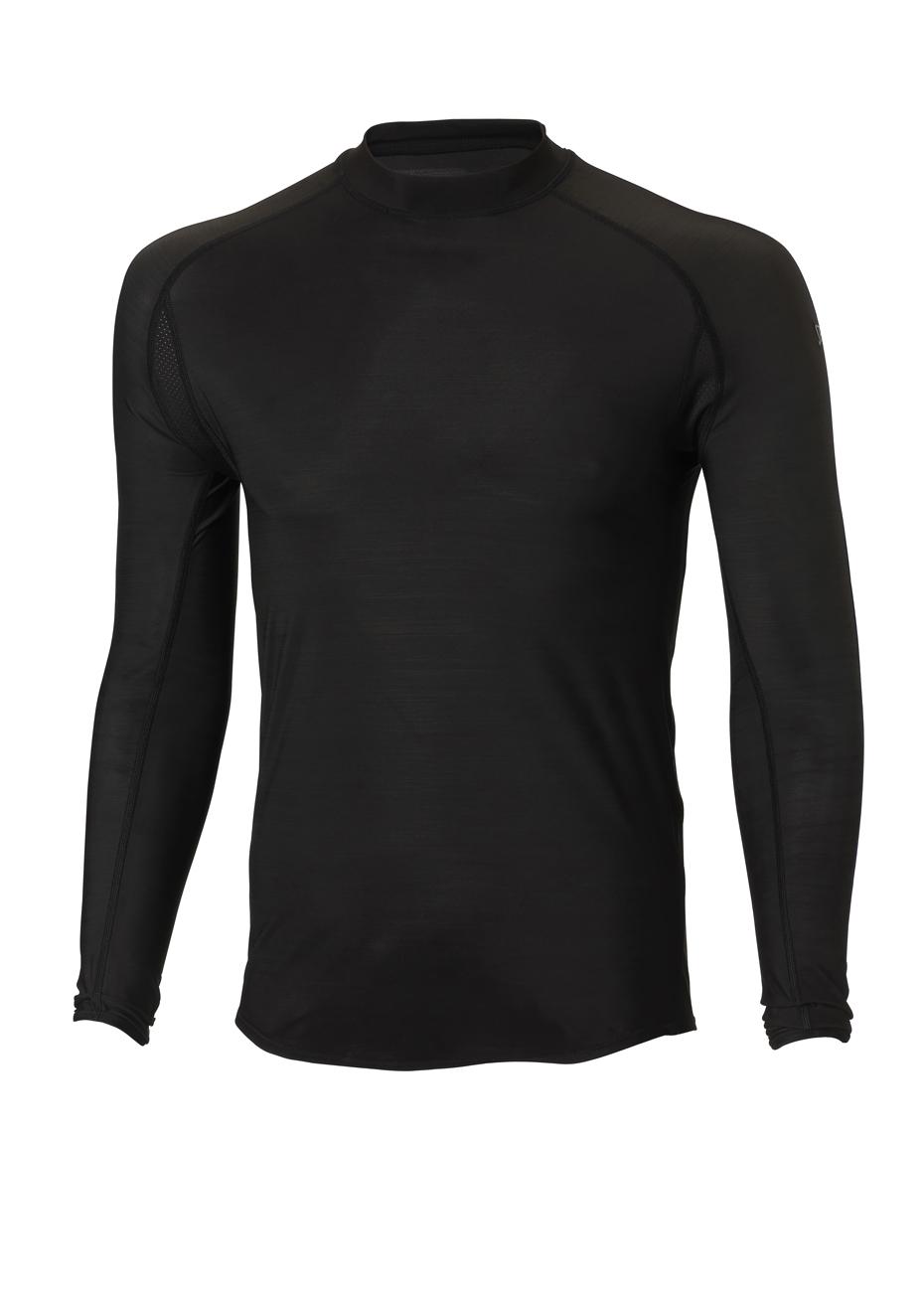 Spalding Heren Base layer long sleeve Zwart