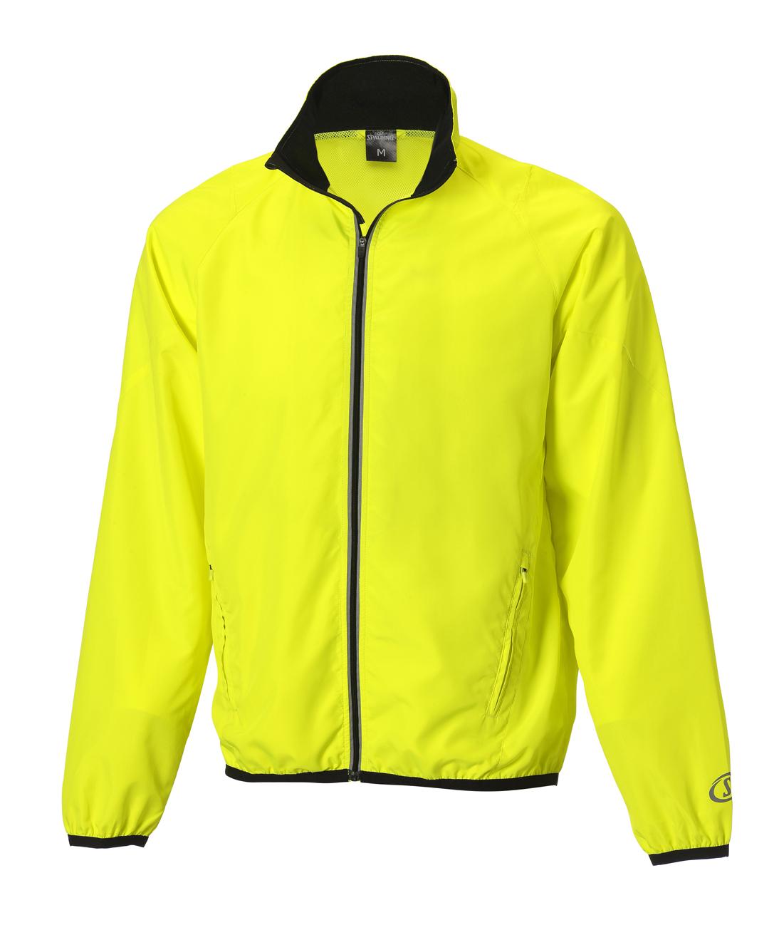Spalding Adrenalin Heren Jacket endurance Geel