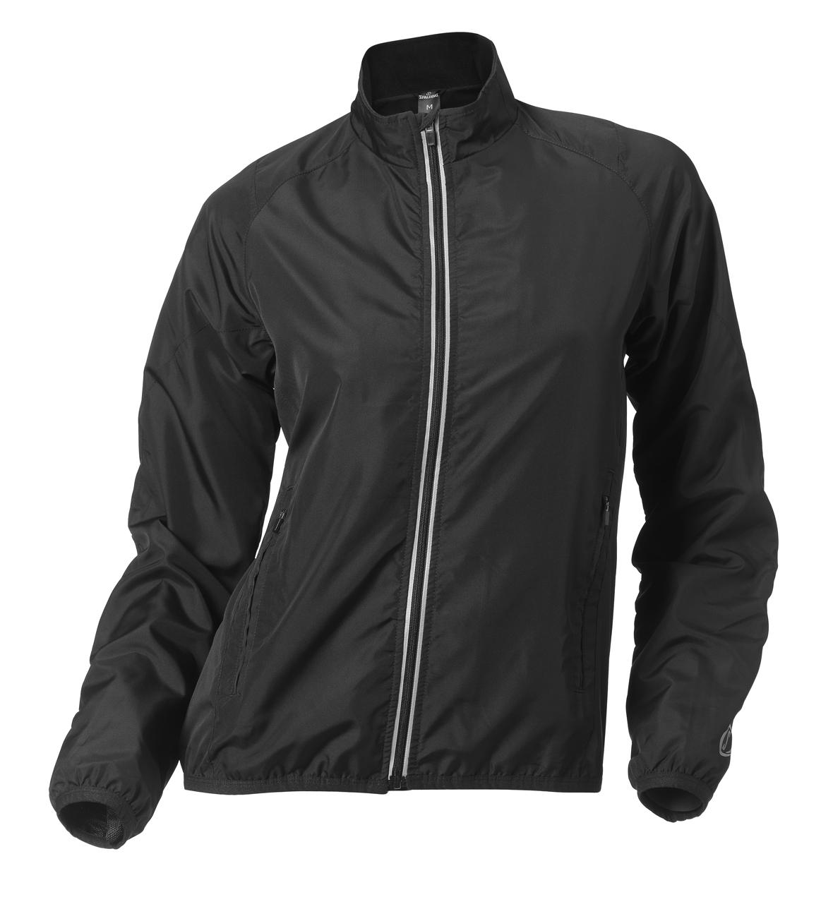 Spalding Adrenalin Dames Jacket endurance Zwart