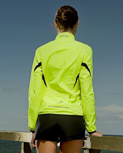 Spalding Adrenalin Dames Jacket endurance model
