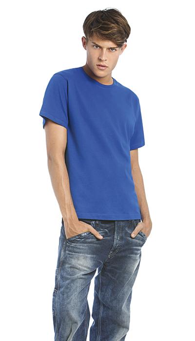 CG 190 T-shirt met korte mouwen Blauw