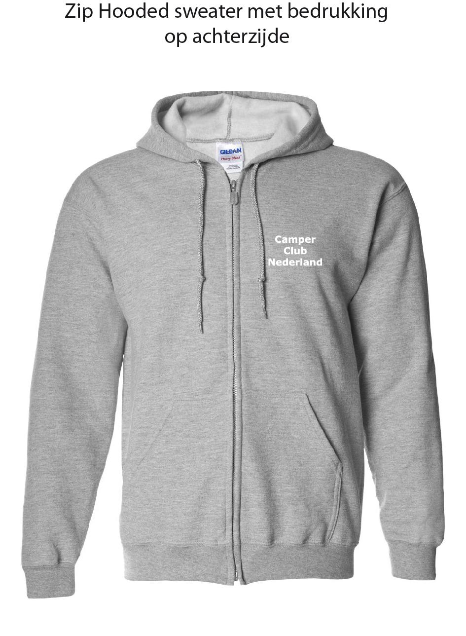 Zip Hoodie lob Sport Grey