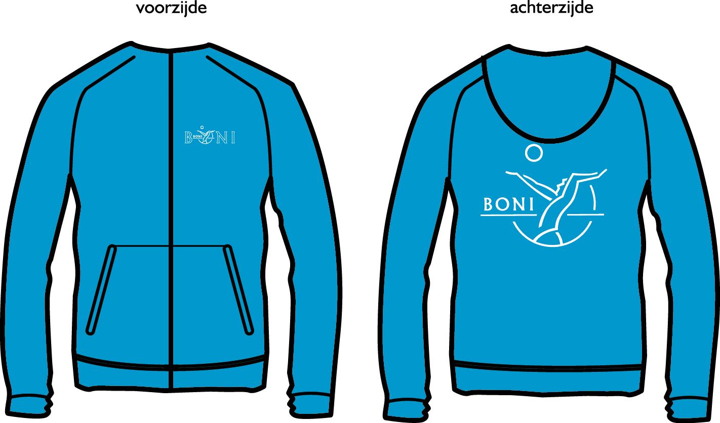Boni JH055 met logo