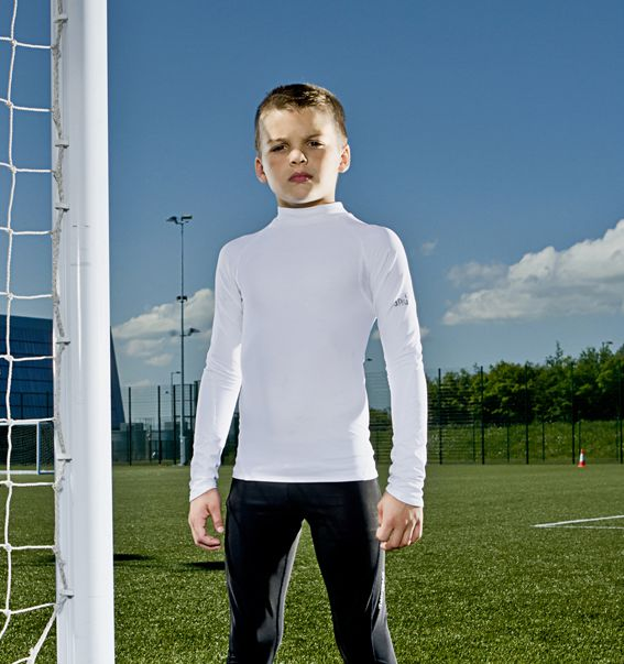 Spalding Kids Base layer long sleeve