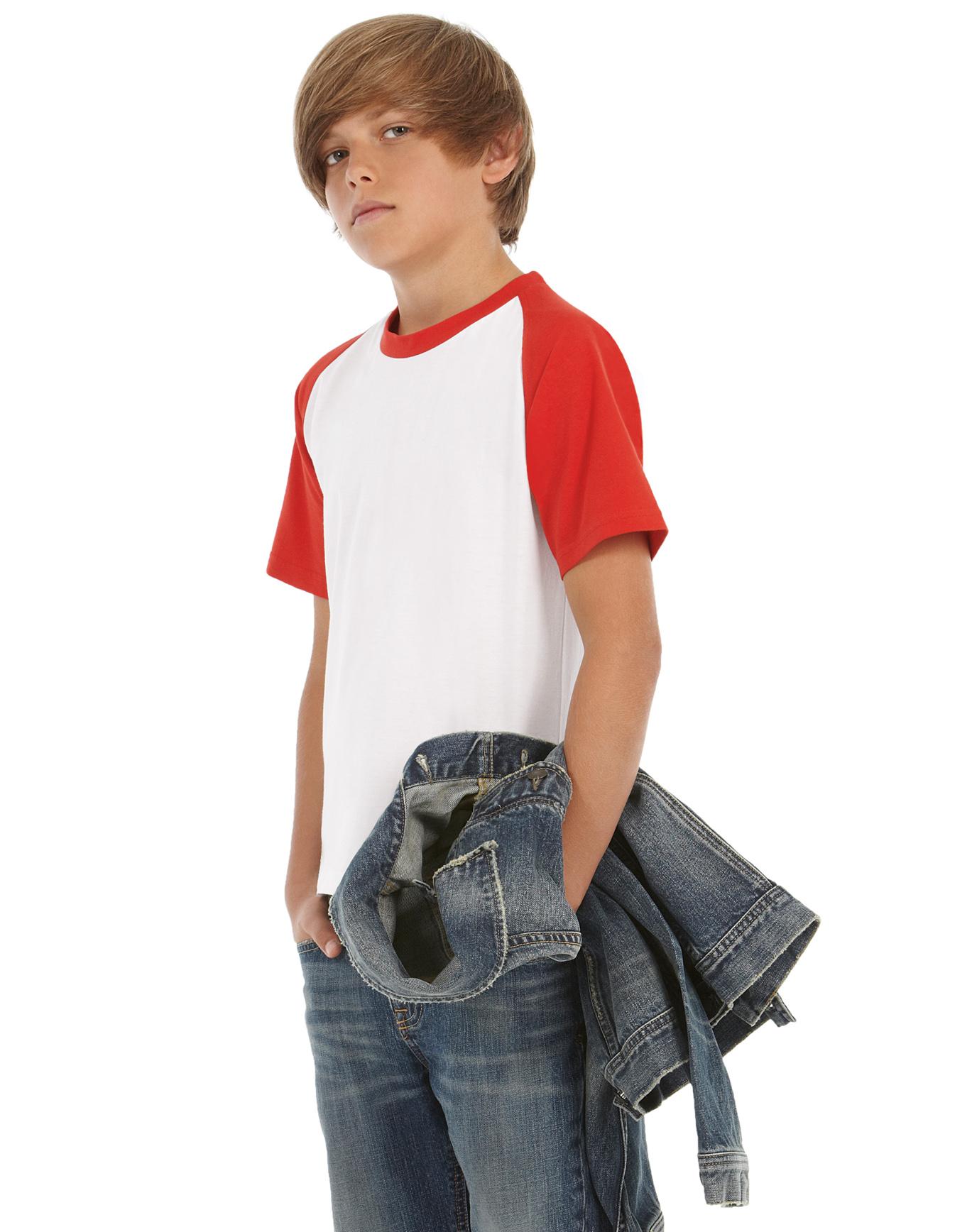 B&C Baseball Kids T-shirt