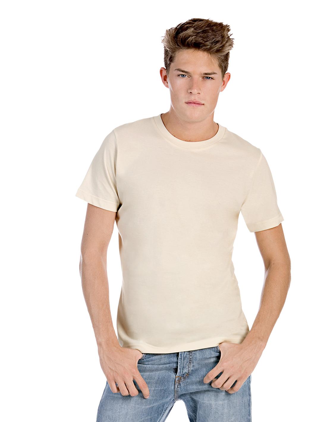 B&C Biosfair Men Organisch T-shirt