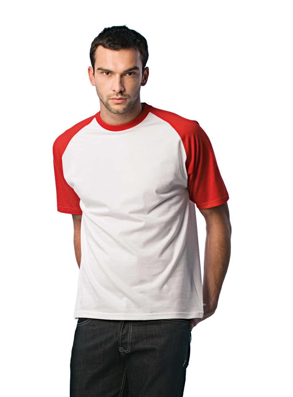B&C Baseball shirt