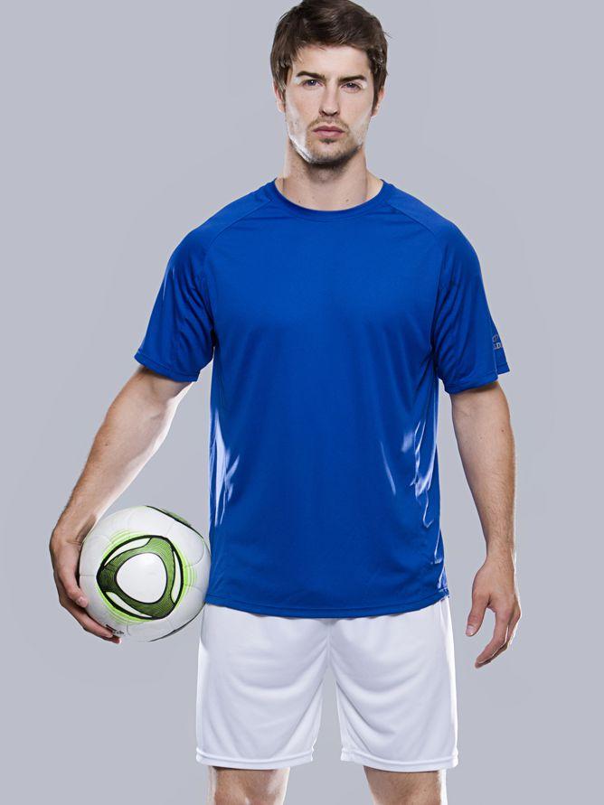 Spalding Heren Essential sport T-shirt