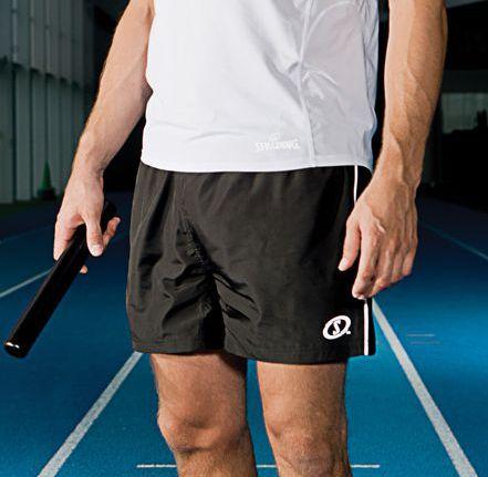 Spalding Heren Racer Shorts endurance