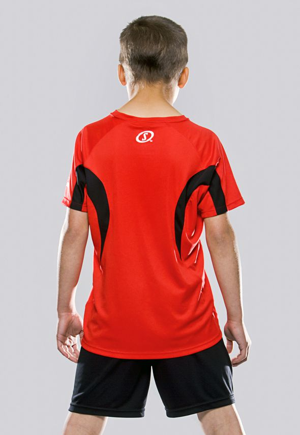 Spalding Kinder Essential sport T-shirt Model AZ