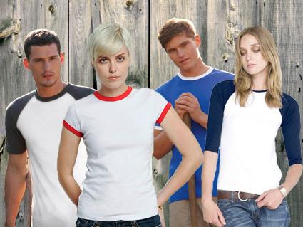 Meerkleurige T-shirts