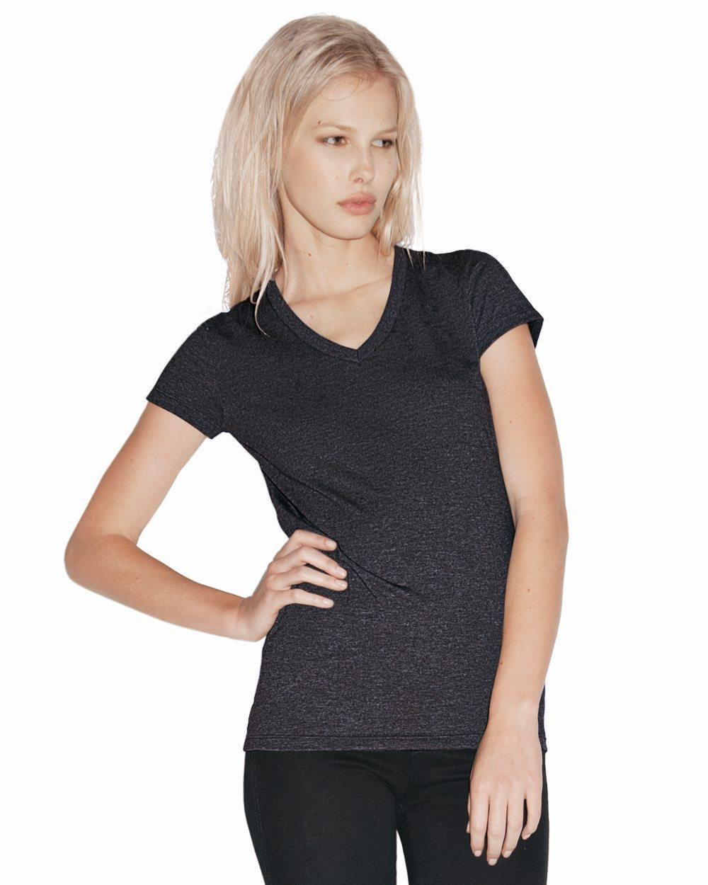 Bella Dames T-shirts met diepe V-hals