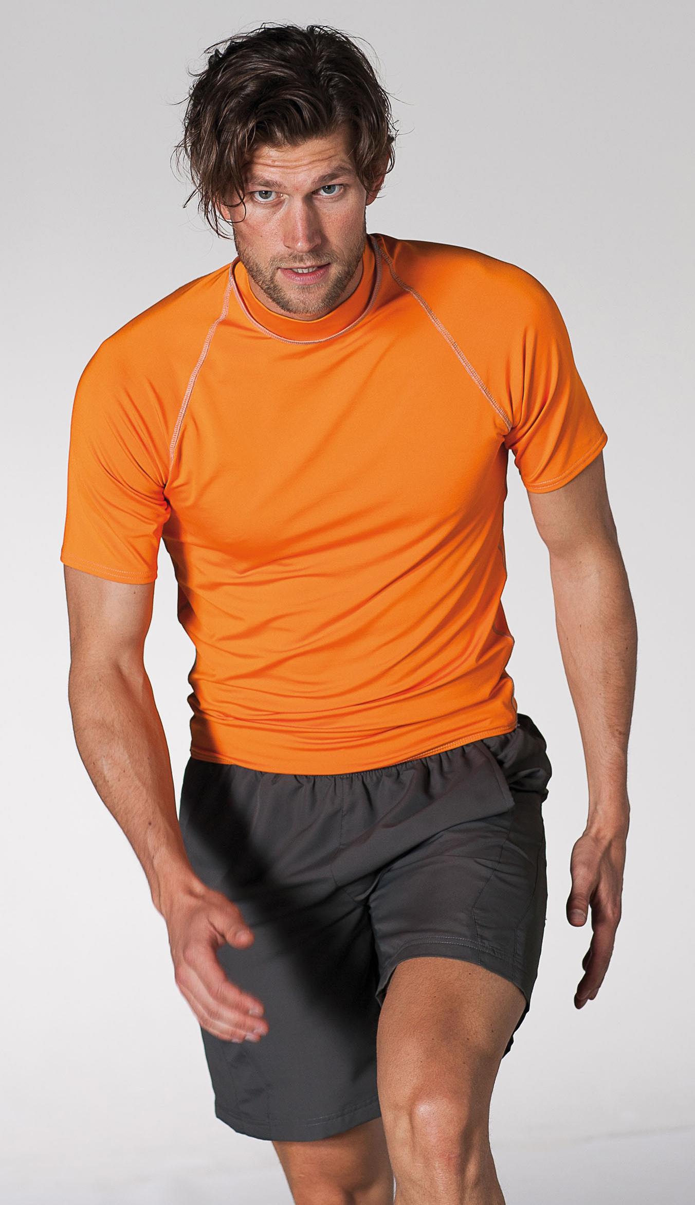 Kariban Nauwsluitend T-shirt Cool Comfort