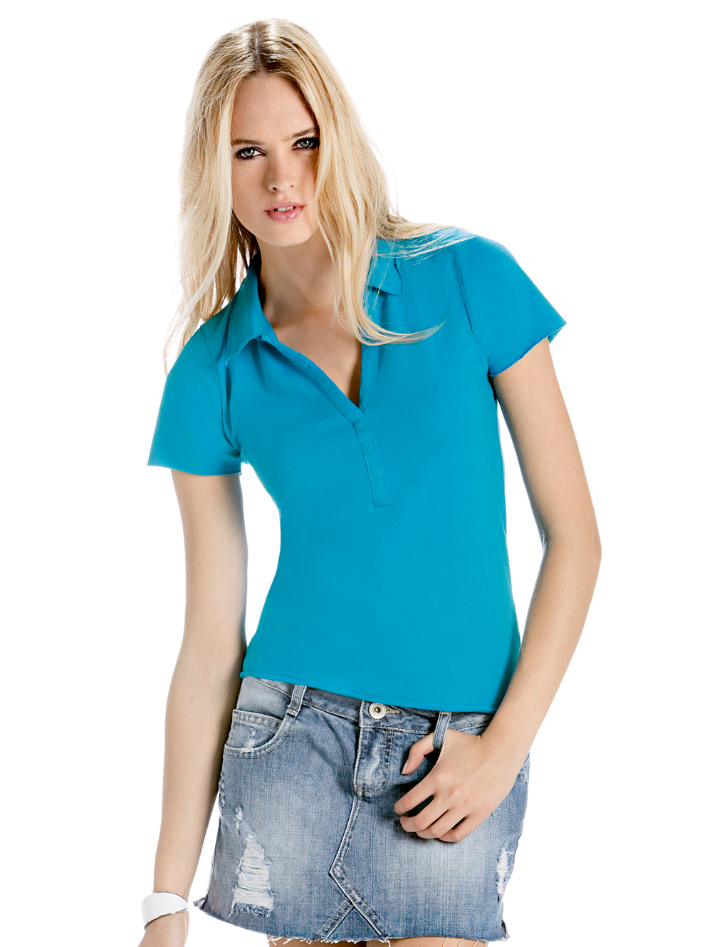 B&C Love Spice Women Polo