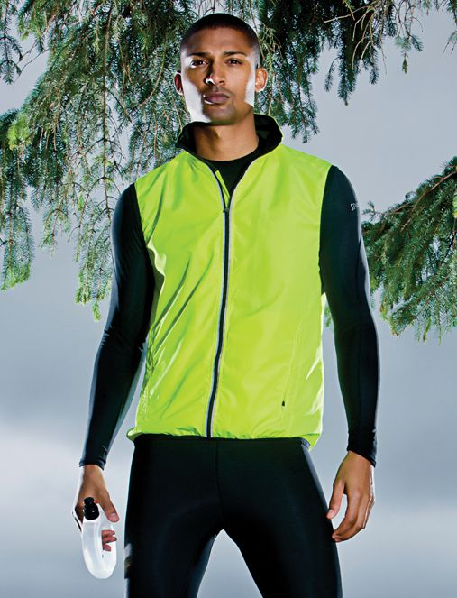 Spalding Heren Exhilaration gilet endurance model