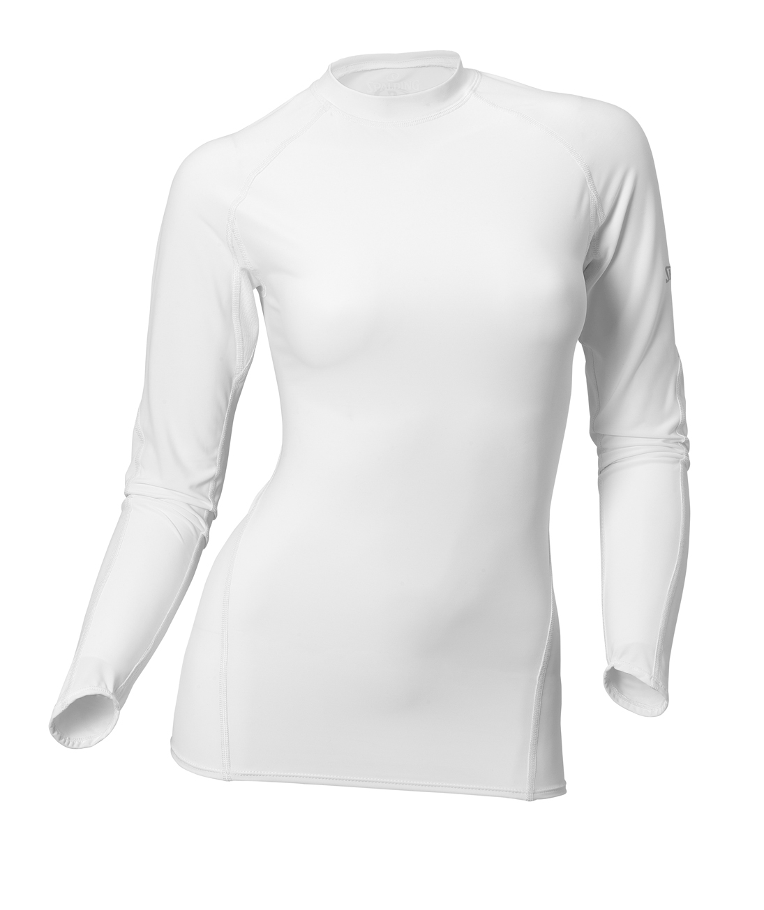 Spalding Dames Base layer long sleeve Wit