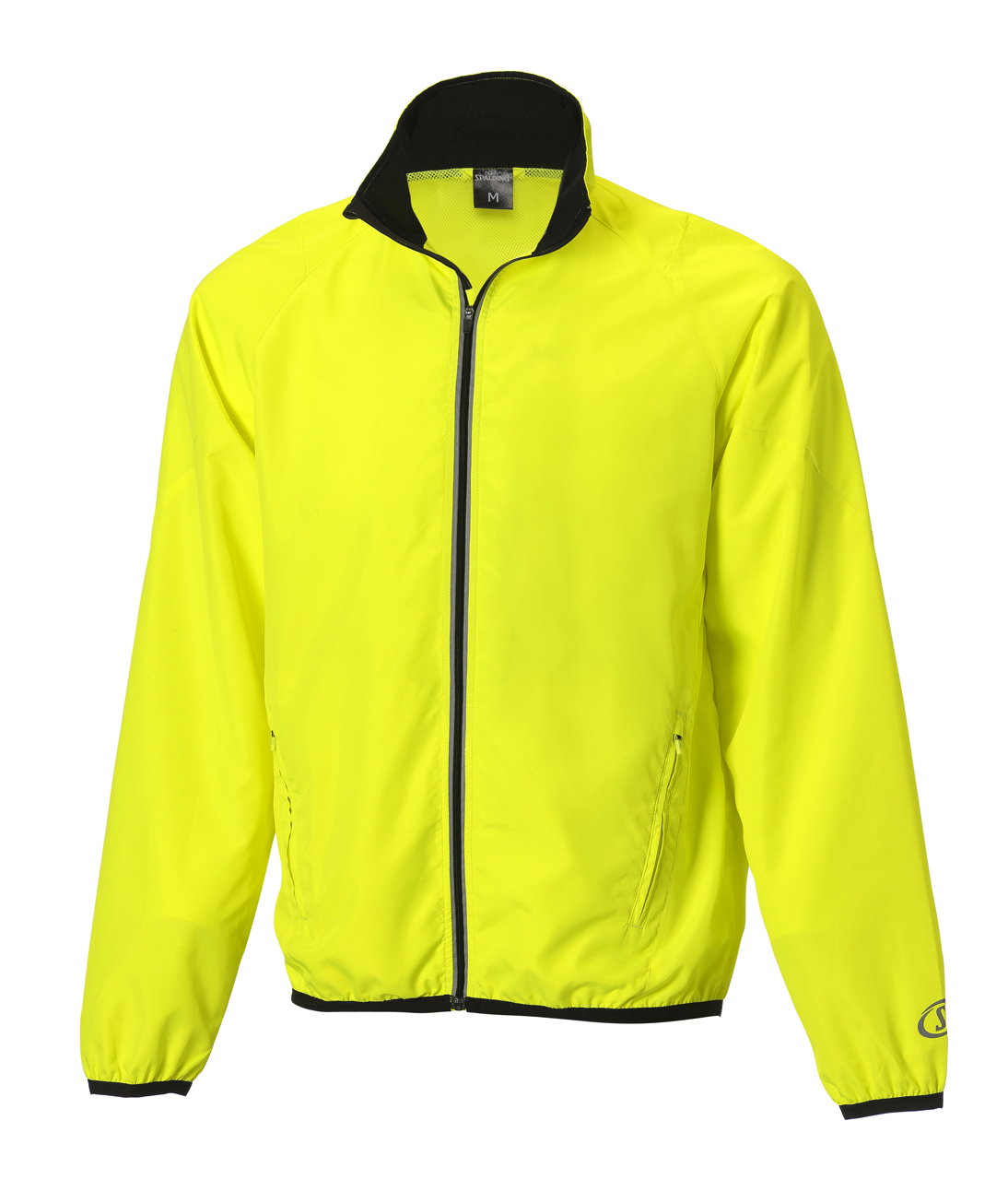 Spalding Adrenalin Heren Jacket endurance Geel