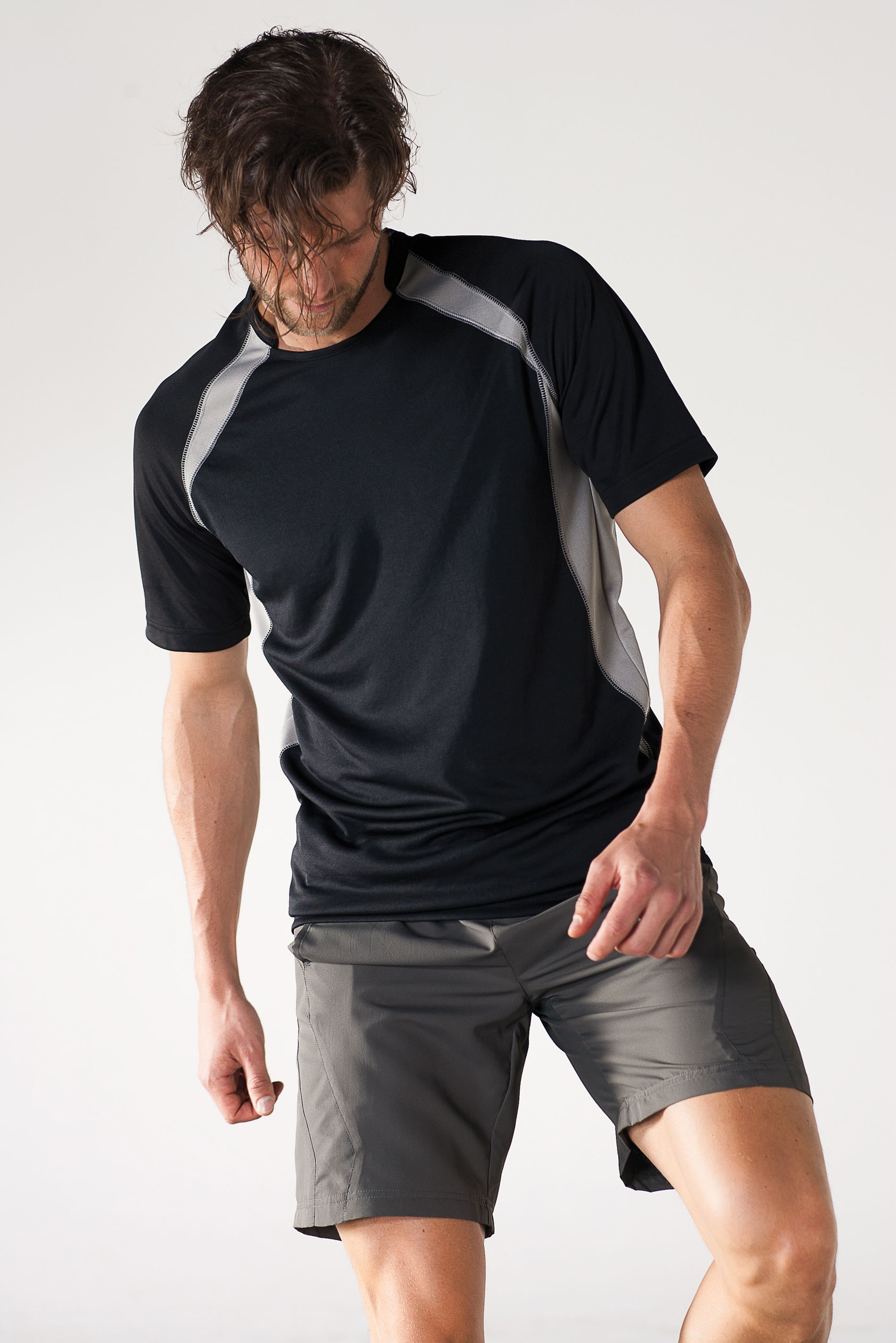 Kariban Sport Breathing T-shirt