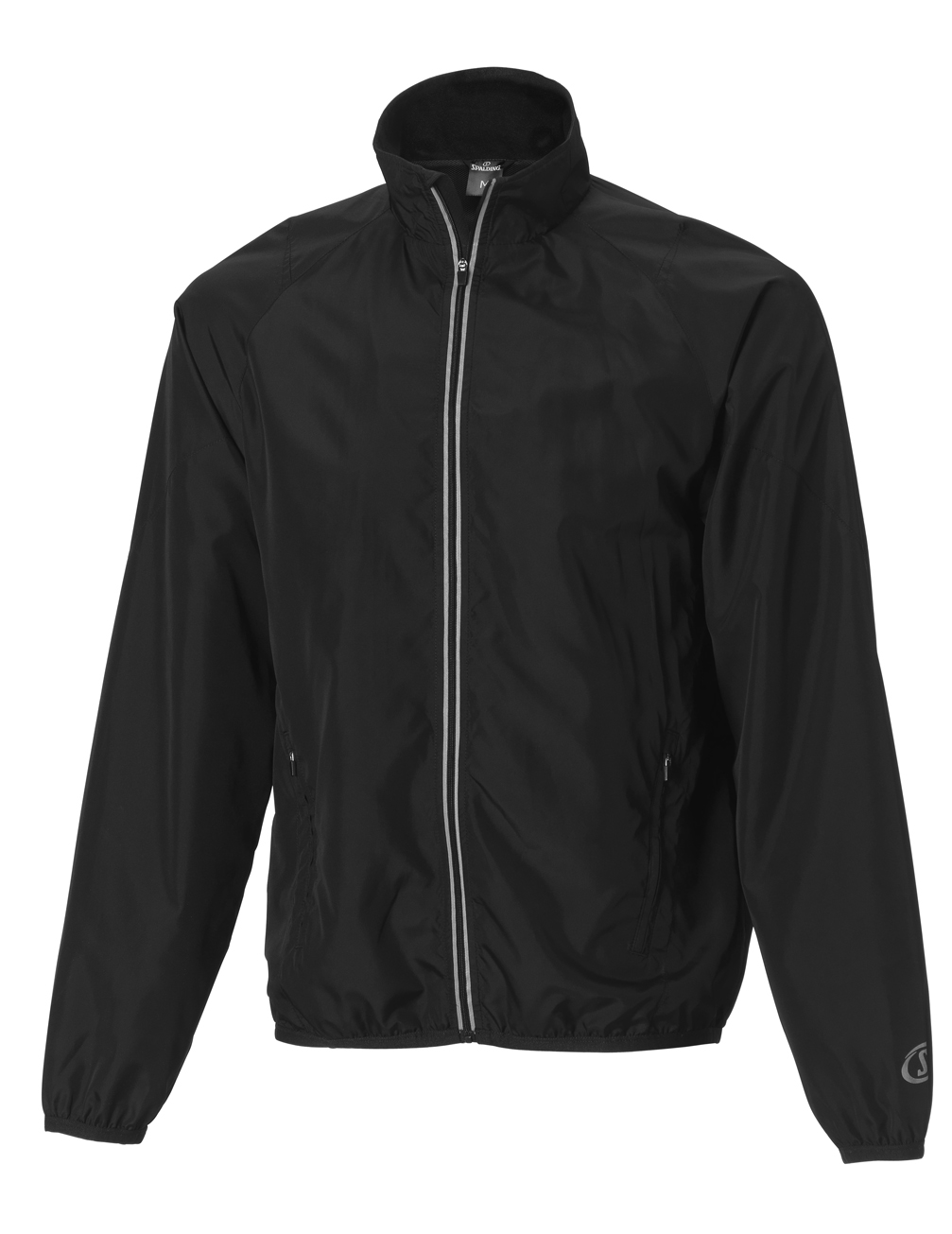 Spalding Adrenalin Heren Jacket endurance Zwart