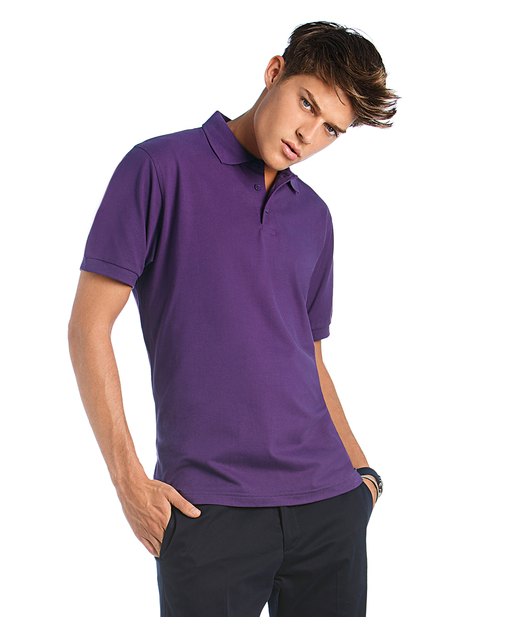 B-C Heavymill Polo